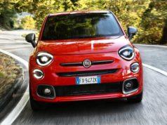 La Fiat 500 X