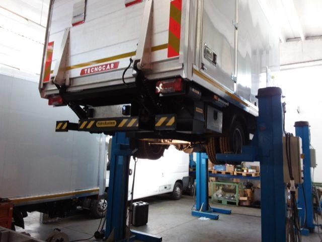 La conversione di un furgone