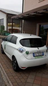 120. ila km con la Renault Zoe