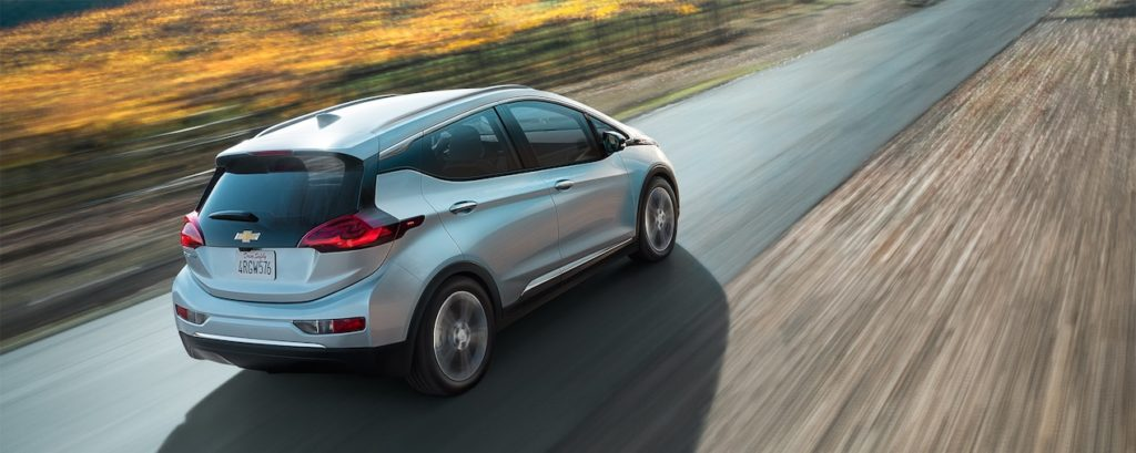 L'elettrica di General Motors