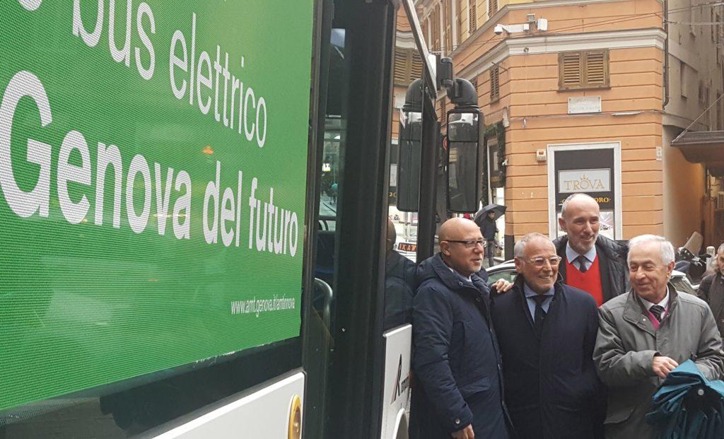 Si presenta il bus