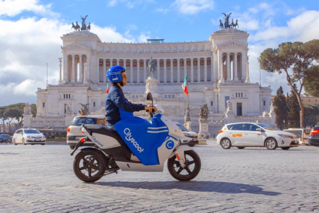 Cityscoot Roma