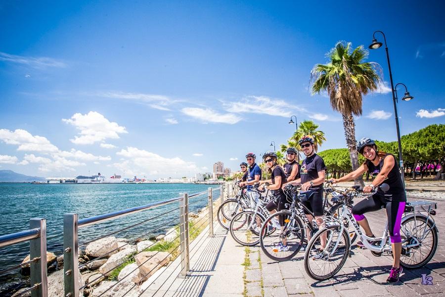 e-bike turismo elettrico