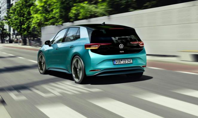 si chiama VW id.3