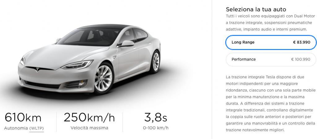Tesla taglia i prezzi