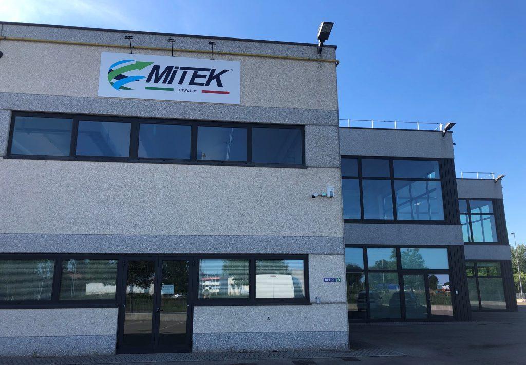 Stabilimento Mitek