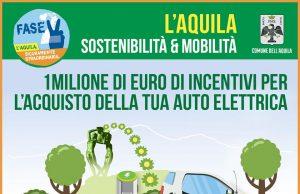 Incentivi auto elettrica