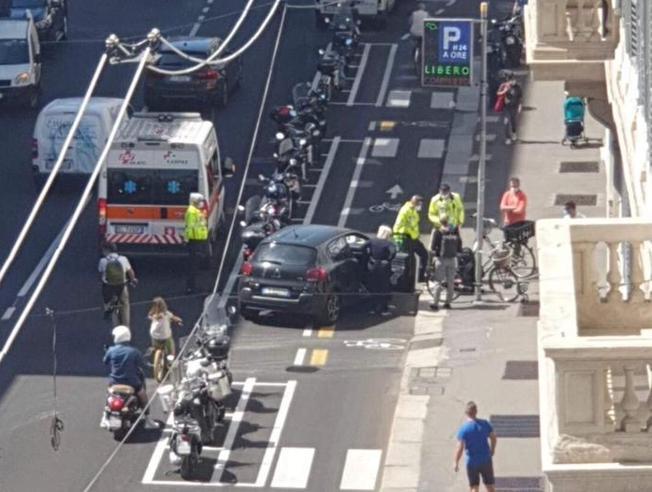 Incidenti in bici e monopattini
