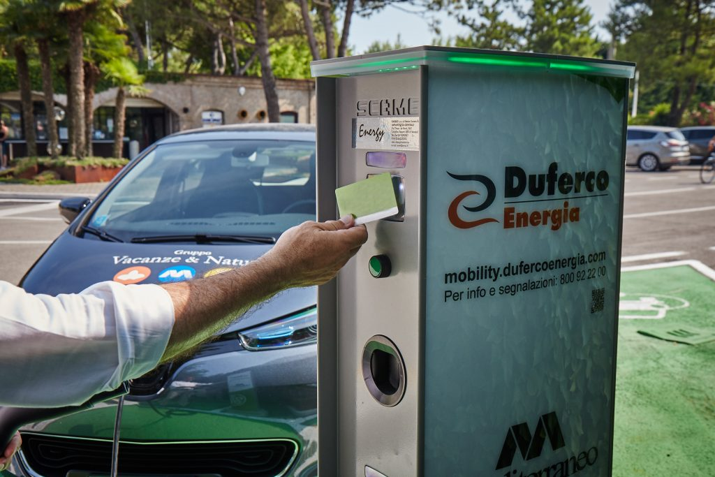 be charge duferco