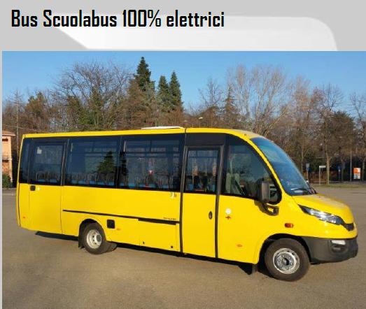 scuolabus elettrici