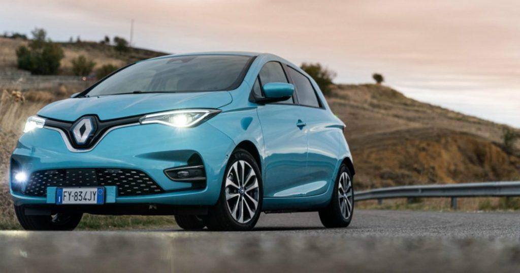 100 mila Renault Zoe