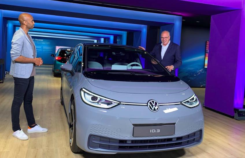 Ordini Volkswagen