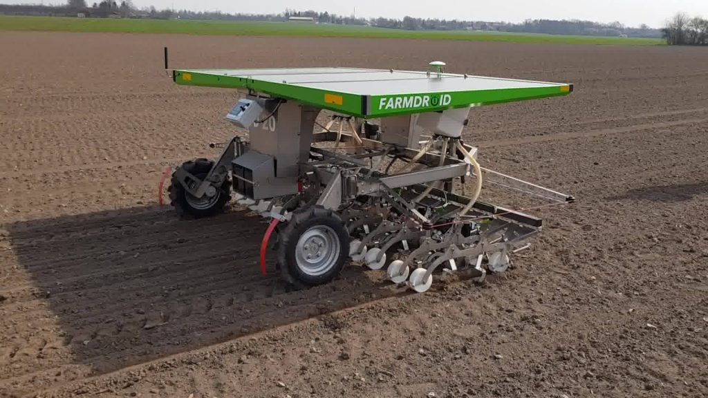 robot agricoli