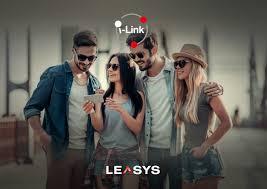 leasys, app i-link