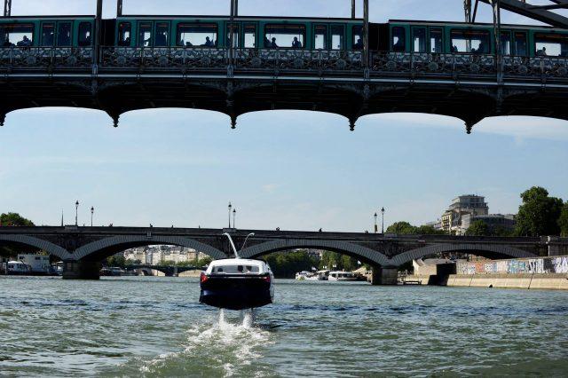 taxi d'acqua
