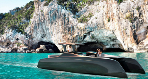 Bue Marino Barca Elettrica