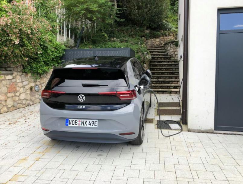 il boss di Volkswagen