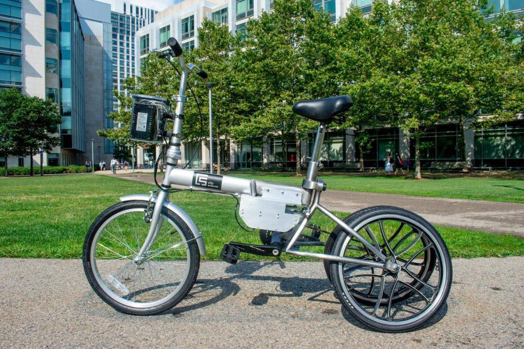 bici a guida autonoma
