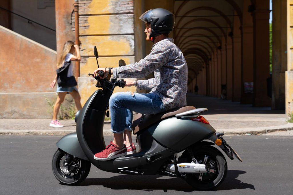 e-scooter w1 e w2