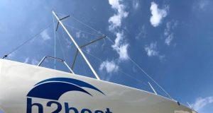 barca elettrica a idrogeno