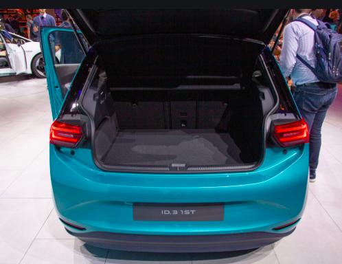 dentro la VW ID.3