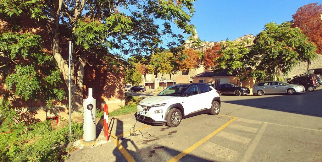 Hyundai Kon Electric
