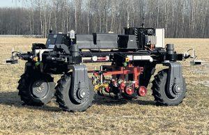 trattore elettrico