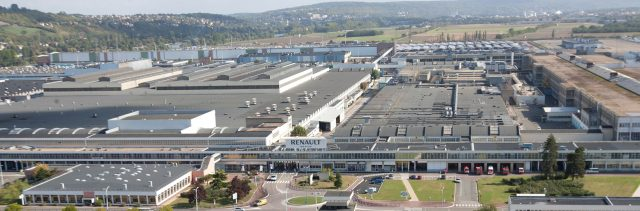 Renault re-factory