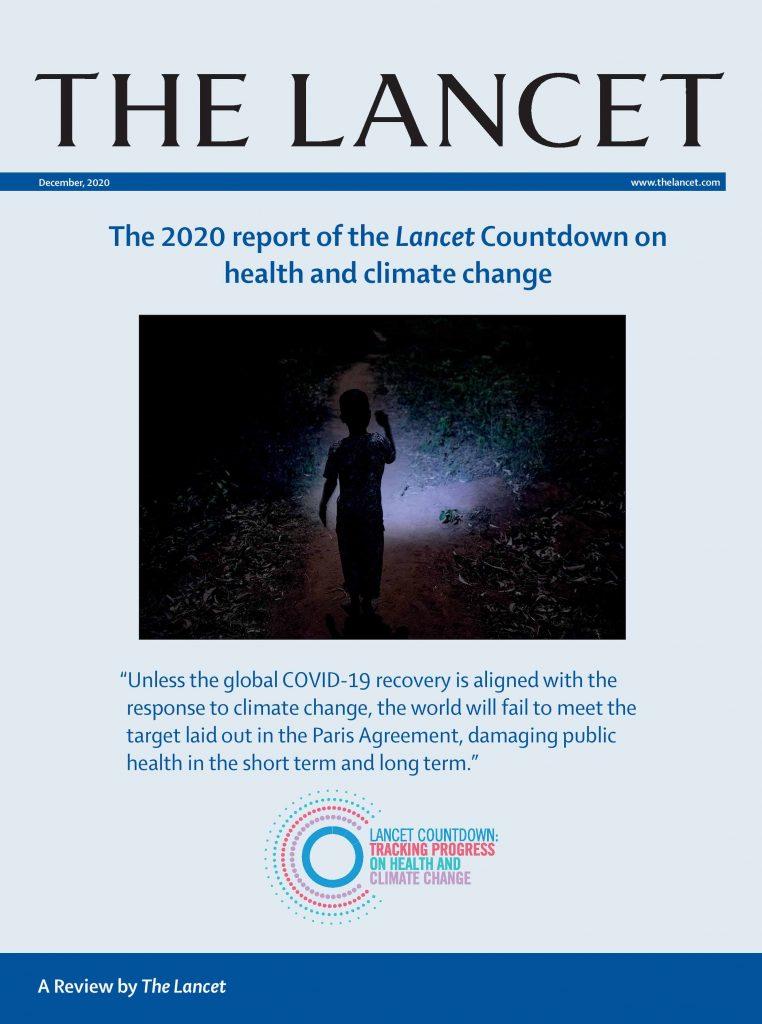 Lancet countdown sul clmia