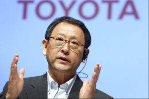 cara Toyota