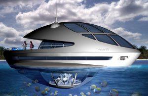 barca eletrica