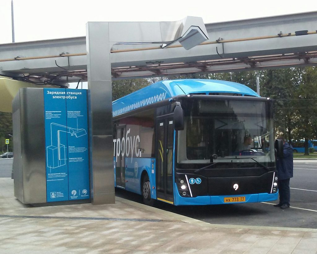 Mosca e-bus