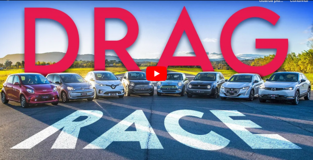 drag race full electric