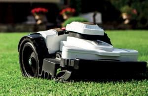 robot giardino