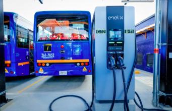 autobus elettrico