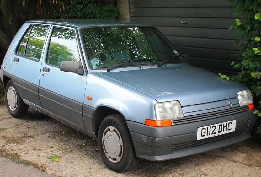 la Renault 5