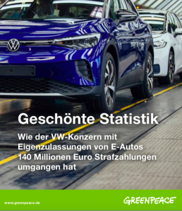 Greenpeace contro Volkswagen