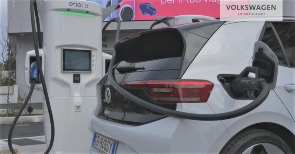Volkswagen ricarica alta potenza