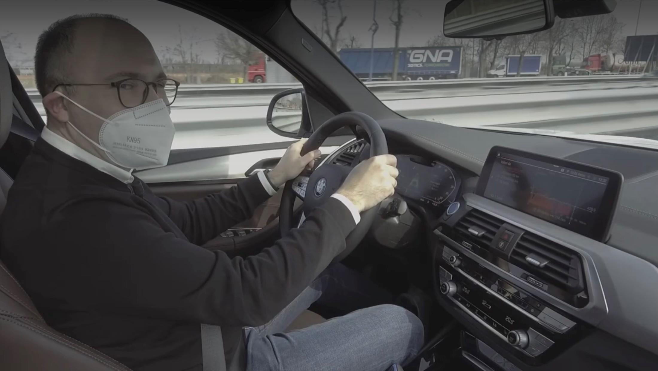 test su strada