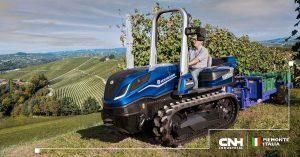 trattore biometano
