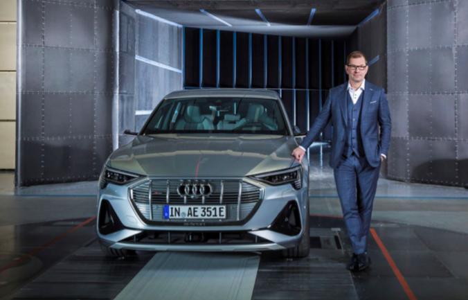Il boss Audi