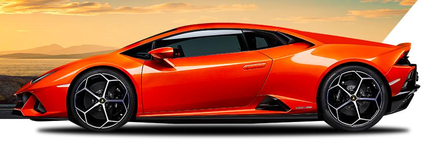 svolta Lamborghini