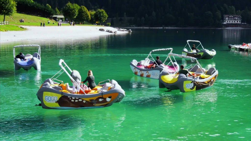 Barche elettriche