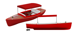 barca elettrica