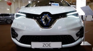 la Renault Zoe