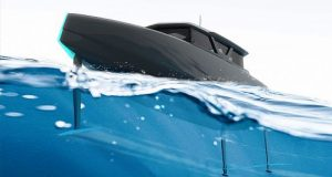 electric boat barca elettrica