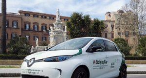 sicilia auto elettrica