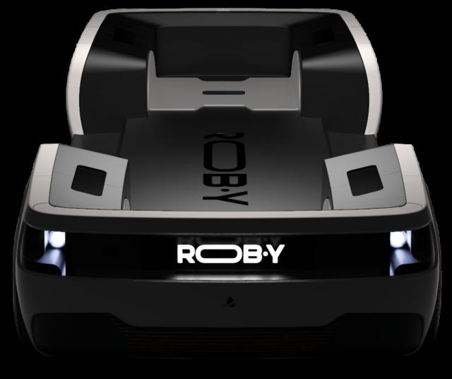 Il Rob.Y di e-Shock, azienda del gruppo e-Novia