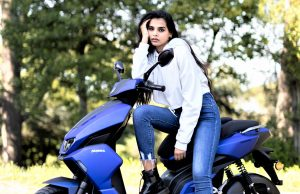 hurba scooter