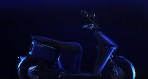 e-scooter tricolore WOW!
